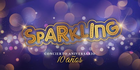 "Sparkling Big Band ""10 años"" entradas"