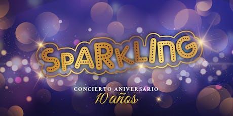 """Sparkling Big Band """"10 años"""" entradas"""