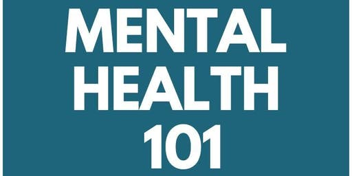 Mental Health 101 Training with Kevin Farmwald