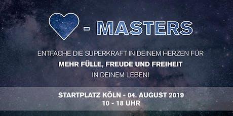 HeartMasters - Entfache die Superkraft deines Herzens Tickets