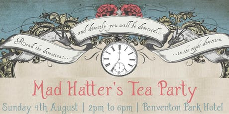 Mad Hatter's Tea Party tickets