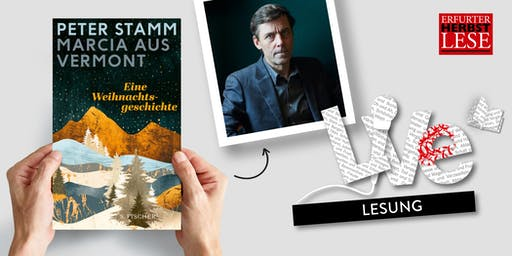 LESUNG: Peter Stamm