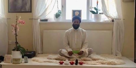 Introduction to Kundalini Yoga - Wisdom & Wellbeing  tickets