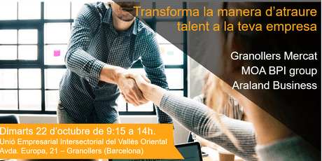 Be Magnetic: transforma l'atracció del talent a la teva empresa tickets