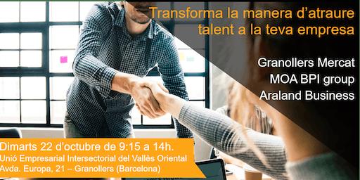 Be Magnetic: transforma l'atracció del talent a la teva empresa