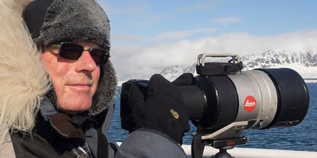 """Norbert Rosing - 30 Jahre Leica Fotografie"", Dia Vortrag  (Analog) tickets"