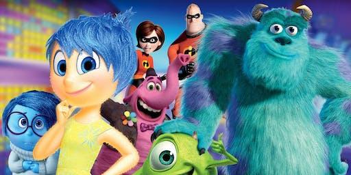 LongTake a Roma – La storia della Pixar