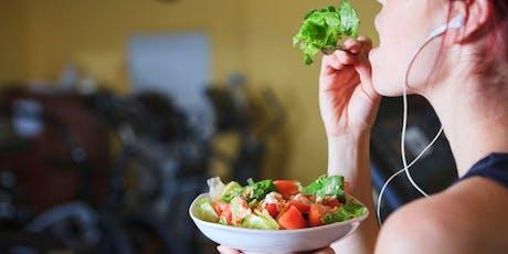 Retraite de Nutrition et Cross-training billets