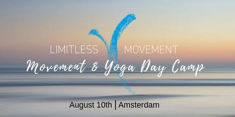 Movement & Yoga Day Camp tickets