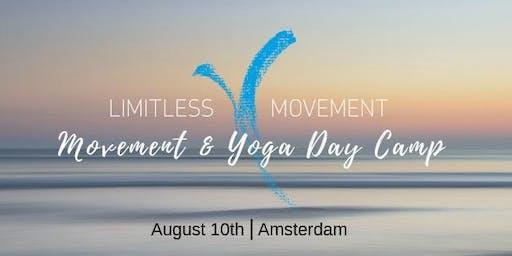 Movement & Yoga Day Camp