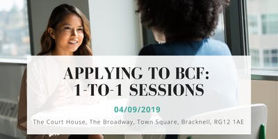 Applying to Berkshire Community Foundation (BCF): 1-1 Sessions