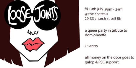Loose Joints: Revival tickets