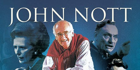 Memorable Encounters- an evening with Sir John Nott tickets