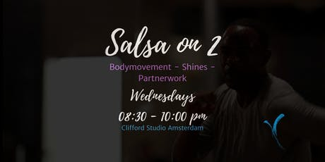 Salsa on 2  tickets
