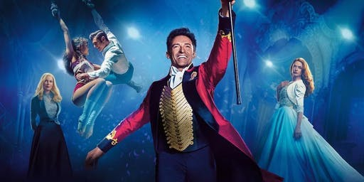 Charity Night At The Movies - The Greatest Showman (Outdoor Cinema)
