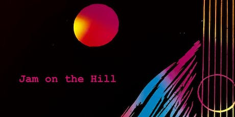 """""""Jam on the Hill"""" electric jam at Churchill's Pub tickets"""