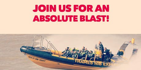 Exciting Rib Blast on the Thames! Ladies Only!! tickets