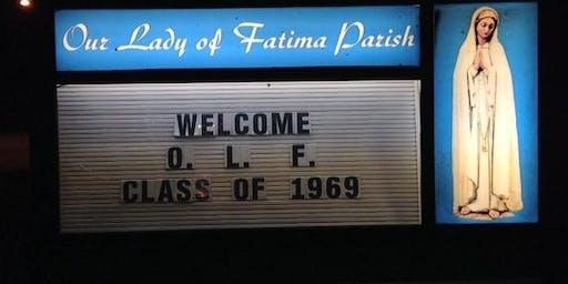 Fatima 50th Anniversary Reunion Class of '69