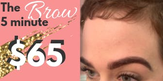 The 5 Minute Brow