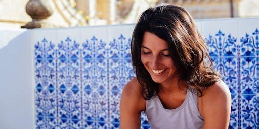Vinyasa Yoga with Lisa Axelsson