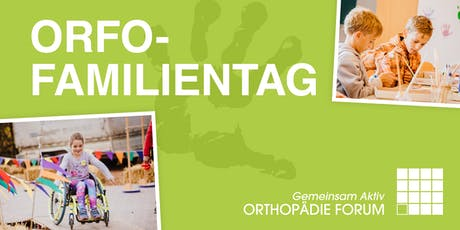2. ORFO Familientag 2019  Tickets