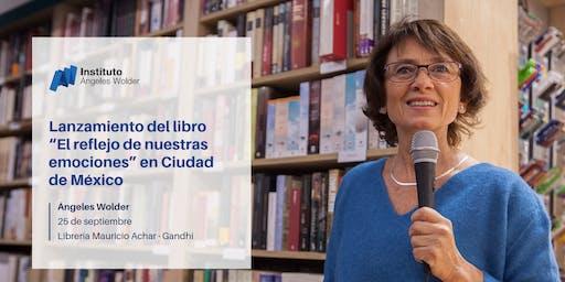 """Lanzamiento del libro """"El reflejo de nuestras emociones"""" en Ciudad de México"""