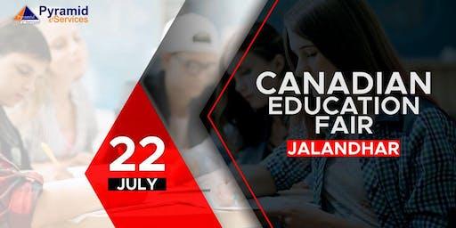 Canadian Education Fair 2019 - Jalandhar