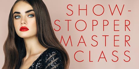 SHOW-Stopper Masterclass - Work Those Waves  tickets