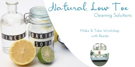 Low Tox Cleaning Make & Take tickets