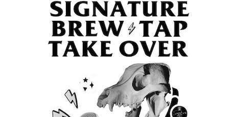 Signature Brew Showcase at BrewDog Dalston tickets