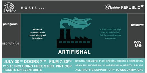 ARTIFISHAL Screening with City to Sea