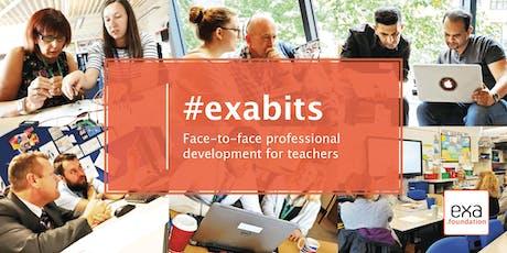 #exabits: Barefoot Primary Computing, Garstang 1Oct19 tickets