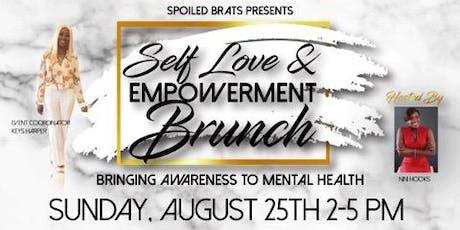 Self-Love & Mental Health Empowerment Brunch tickets