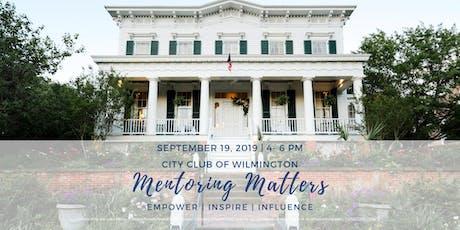Mentoring Matters - Empower | Inspire | Influence  tickets