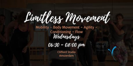 Limitless Movement: Agility - Movement - Flow tickets