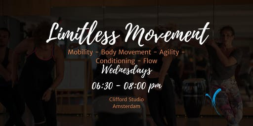 Limitless Movement: Agility - Movement - Flow