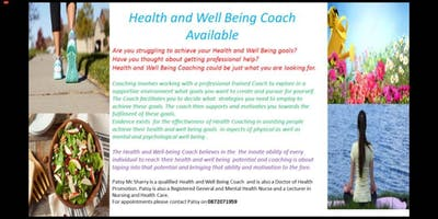 Coaching Workshop for Health and Well Being