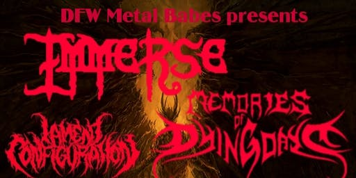 Immerse/Lament Config/Corrosion/Memories Of Dying