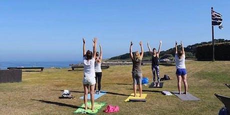 Yoga Class billets