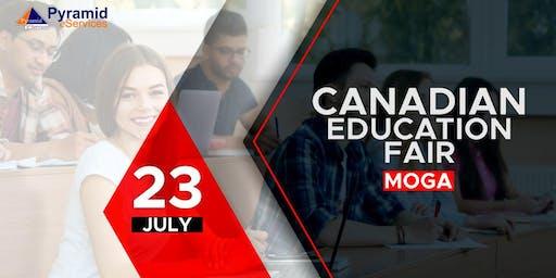 Canadian Education Fair 2019 - Moga