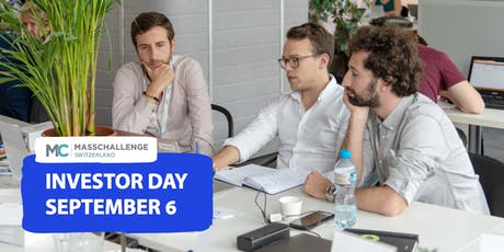 Investor Day (80+ startups) tickets