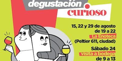 Curso de Degustación - Nivel CURIOSO