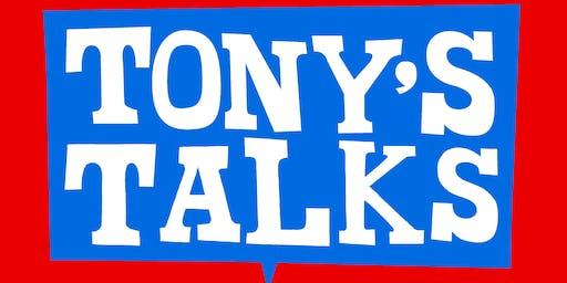 Tony's Talk at Home x Movement Maker Angela