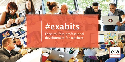 #exabits: Barefoot Primary Computing, Chorley 2Oct19