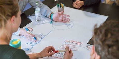 Akquise für die gute Sache - ein Workshop für Sozialunternehmer*innen Tickets