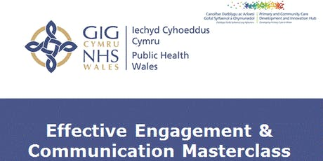 Effective Engagement & Communications Masterclass tickets