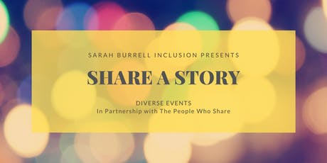 Share A Story tickets