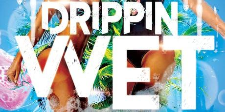 Drippin Wet Soca Foam Party tickets