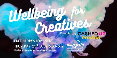 Wellbeing for Creatives tickets