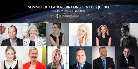 SOMMET DU LEADERSHIP CONSCIENT DE QUÉBEC billets